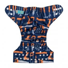 Pocketblöjor- Alva Baby- One Size- Verktyg