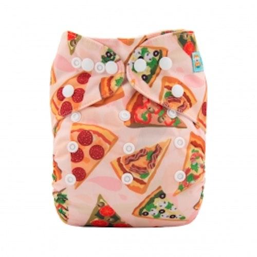 Pocketblöjor- Alva Baby- Pizza