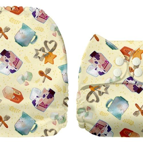 Pocketblöja - Mama Koala - Smör och bakformer