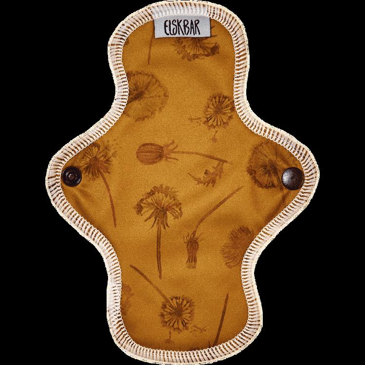 Reusable feminine Pads / Tygbindor- Elskbar LIGHT FLOW (1st)
