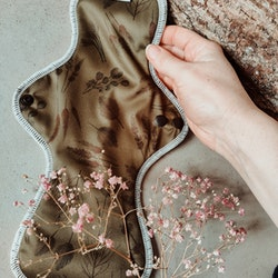 Reusable feminine Pads / Tygbindor- Elskbar HEAVY FLOW (1st)