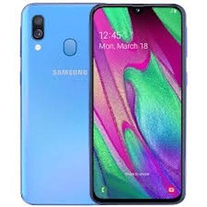 Samsung Galaxy A40 - Fodralkungen.se