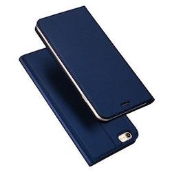 SiGN Skin Pro Fodral för iPhone 5/5S/SE - Mörkblå