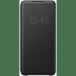 Samsung LED View Cover för Samsung Galaxy S20 Plus - Svart