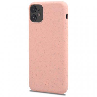 Celly Earth Miljövänligt skal iPhone 11 - Rosa