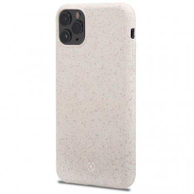 Celly Earth Miljövänligt skal iPhone 11 Pro - Vit