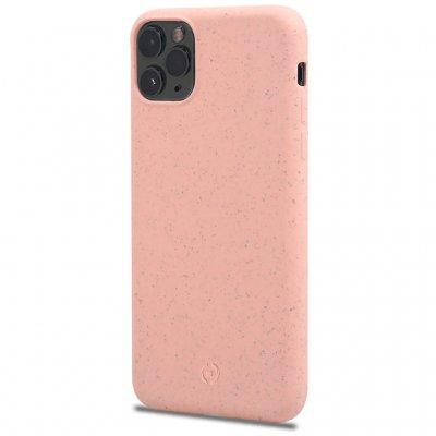 Celly Earth Miljövänligt skal iPhone 11 Pro - Rosa