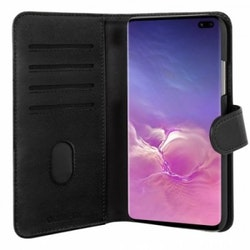 Champion Wallet Case Galaxy S10 Plus - Svart