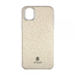 Key iPhone 11 Pro Max Skal Made from Plants - Beige Sand