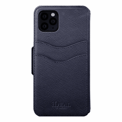 IDeal Fashion Wallet Fodral för iPhone 11 Pro Max - Navy