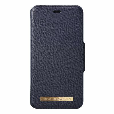 IDeal Fashion Wallet Fodral för iPhone 11/XR - Navy