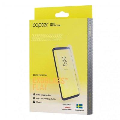 Copter Exoglass Flat Skärmskydd för Samsung Galaxy A71