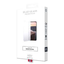 KEY FLAT GLAS SKÄRMSKYDD SAMSUNG GALAXY A71