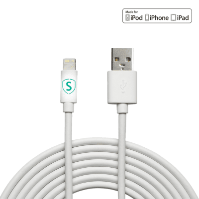 [APPLE Certifierad] 2 meter lightning kabel - SiGN