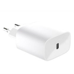 SiGN USB-C PD Laddare 18 W - Vit