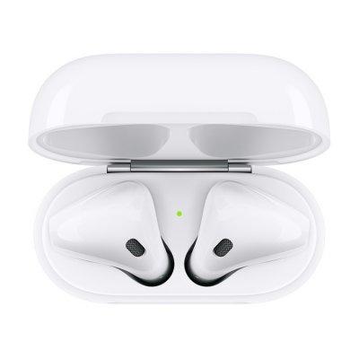 Apple AirPods med Laddningsetui (2nd gen) - Vit