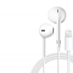 Apple EarPods In-Ear hörlurar till iPhone/iPad, MD827ZM