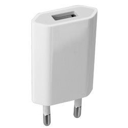 Apple 5 W USB Strömadapter MD813ZM/A - Vit