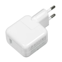 Apple USB Strömadapter 12W MD836ZM/A - Vit