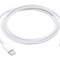 USB‑C till lightning laddningskabel MQGJ2ZM/A, 1m - VIT