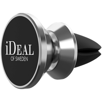 IDEAL CAR VENT MOUNT UNIVERSAL SILVER