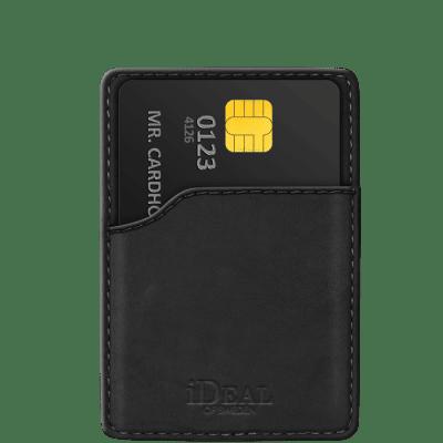 IDEAL MAGNETIC CARD HOLDER COMO BLACK