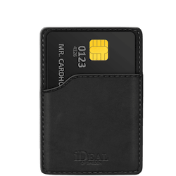 IDEAL MAGNETIC CARD HOLDER COMO BLACK
