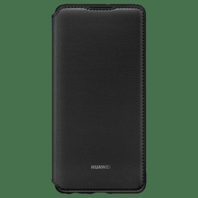 Huawei Wallet Cover för Huawei P30 - Svart