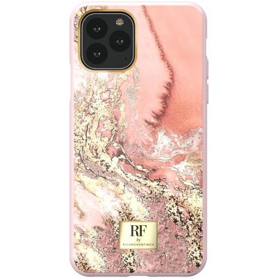 RF BY RICHMOND & FINCH CASE IPHONE 11 PRO PINK MARBLE GOLD