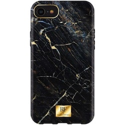 RF BY RICHMOND & FINCH CASE IPHONE 6/6S/7/8/SE 2 BLACK MARBLE