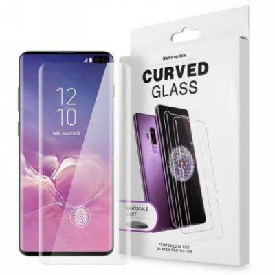 UV-Skärmskydd för Samsung Galaxy S9 Plus Inkl. Appliceringskit
