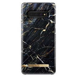 iDeal Fashion Case för Samsung Galaxy S10 Plus - Port Laurent Marble