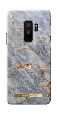 iDeal Fashion Case för Samsung Galaxy S9 Plus - Royal Grey Marble