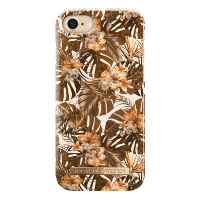 iDeal Fashion Case för iPhone 6/6S/7/8/SE 2 - Autumn Forest