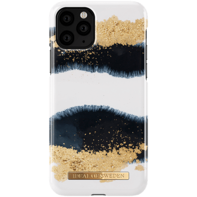IDeal Fashion Skal för iPhone 11 Pro - Gleaming Licorice