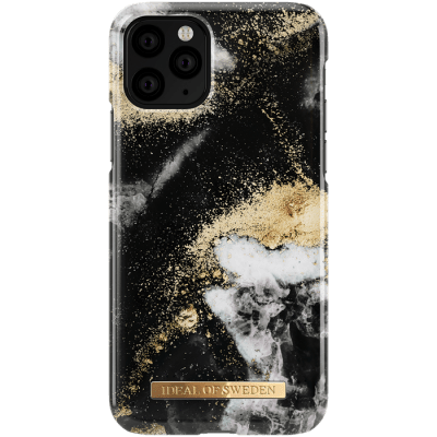IDeal Fashion Skal för iPhone 11 Pro - Black Galaxy Marble
