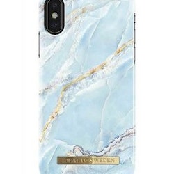 IDeal Fashion Skal för iPhone X/XS - Island Paradise Marble