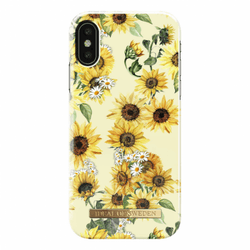 IDeal Fashion Case för iPhone X/XS - Sunflower Lemonade