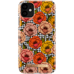 IDeal Fashion Skal för iPhone 11 - Retro Bloom