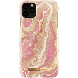 IDeal Fashion Skal för iPhone 11 Pro Max - Golden Blush Marble