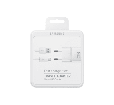 Samsung Snabbladdare EP-TA20EWE 2.0A (15W)