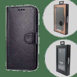 Doblére Plånboksfodral till Samsung S9 Plus - Svart