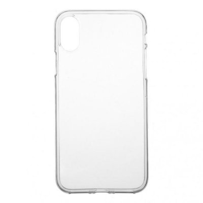 Doblére Mjukt skal till iPhone XR - Transparent