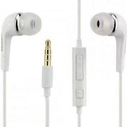Hörlurar Mikrofon/Volymkontroll till samsung