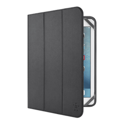 "Belkin Trifold Cover Stand Universal 10"" Svart"