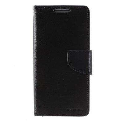 MERCURY GOOSPERY Bravo Plånboksfodral för Samsung Galaxy Note 10 - Svart