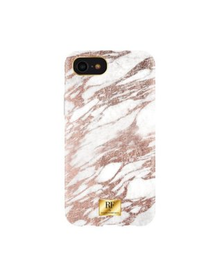 RF BY RICHMOND & FINCH CASE IPHONE 6/6S/7/8/SE 2 ROSE GOLD MARBLE