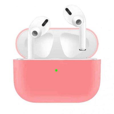 Silikonfodral till Laddningsetui för Apple AirPods Pro - Rosa