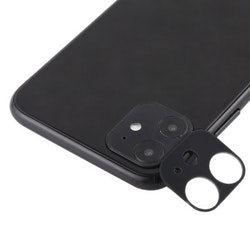 IPhone 11 Skyddsfilm för Bakre kameralins - Svart