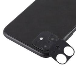 IPhone 11 Pro Skyddsfilm för Bakre kameralins - Svart